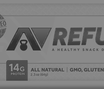 AMRAP Nutrition product packaging